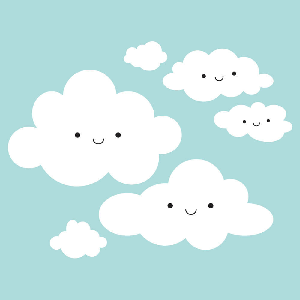 Cloud Watching With Your Child