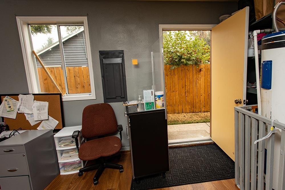 Arce's Daycare office