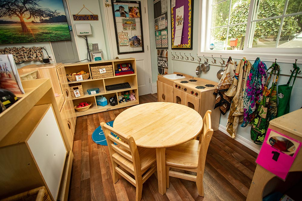 Island Adventures Childcare and Preschool play kitchen