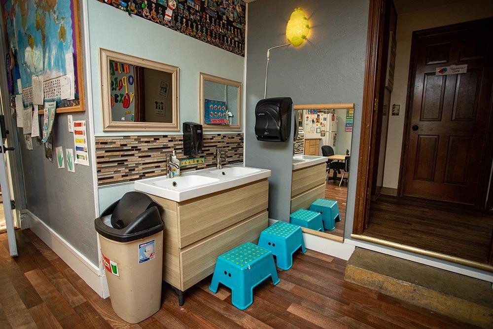 Island Adventures Childcare and Preschool bathroom