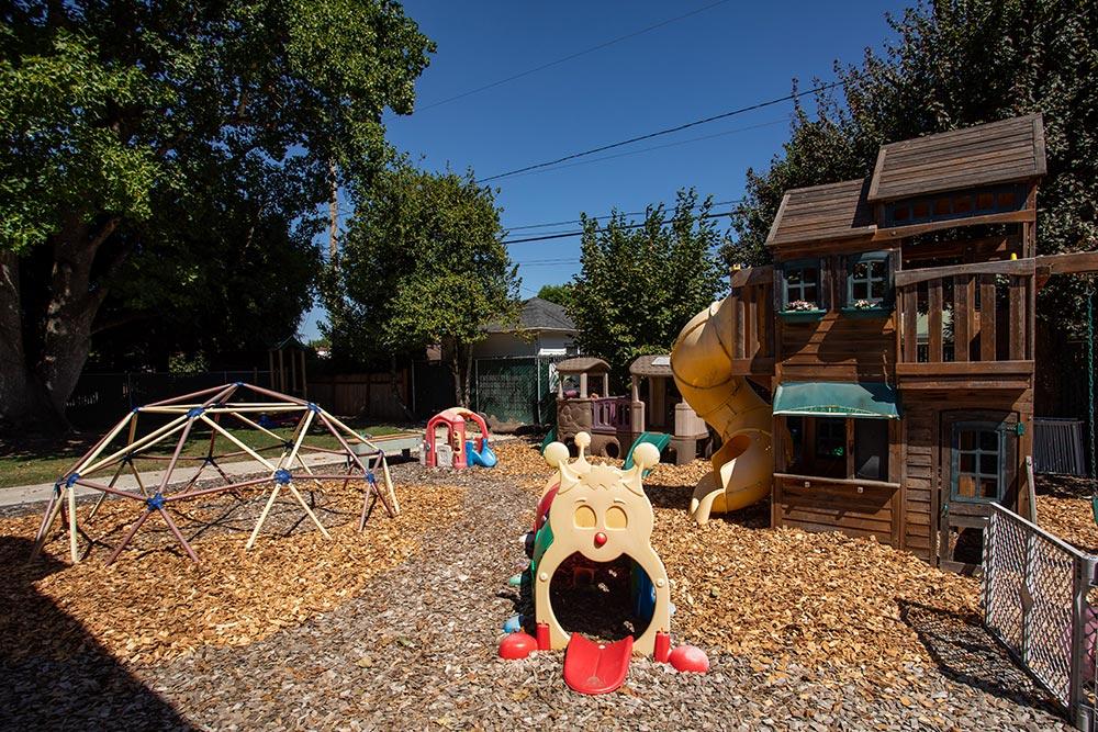 Loving Beginnings Childcare & Preschool playground