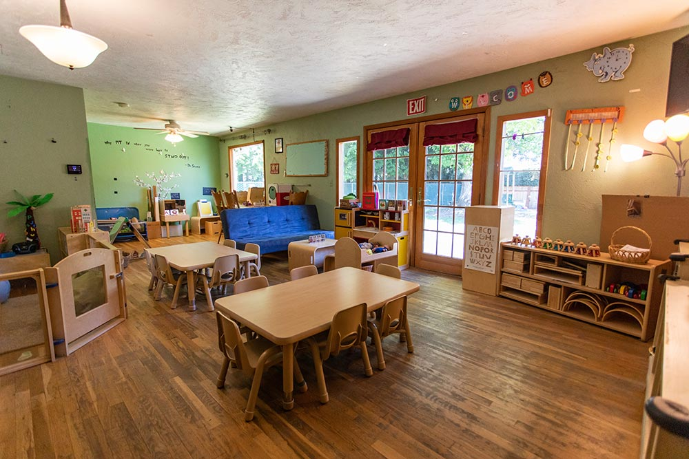 Loving Beginnings Childcare & Preschool classroom