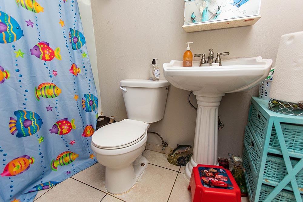 Maria's Daycare & Preschool bathroom
