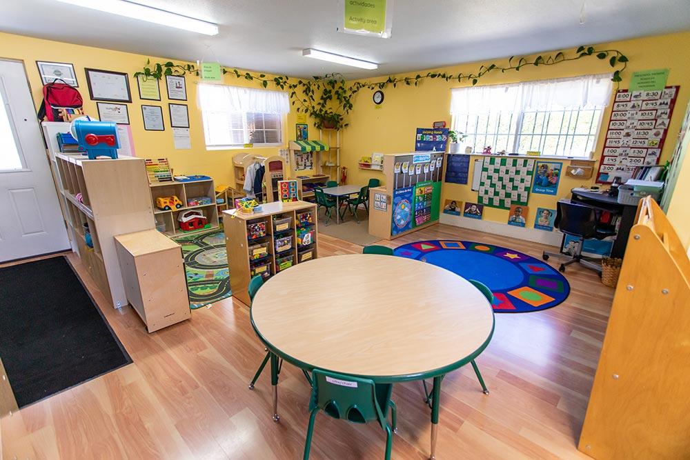 Mary's Guarderia y Preescolar classroom