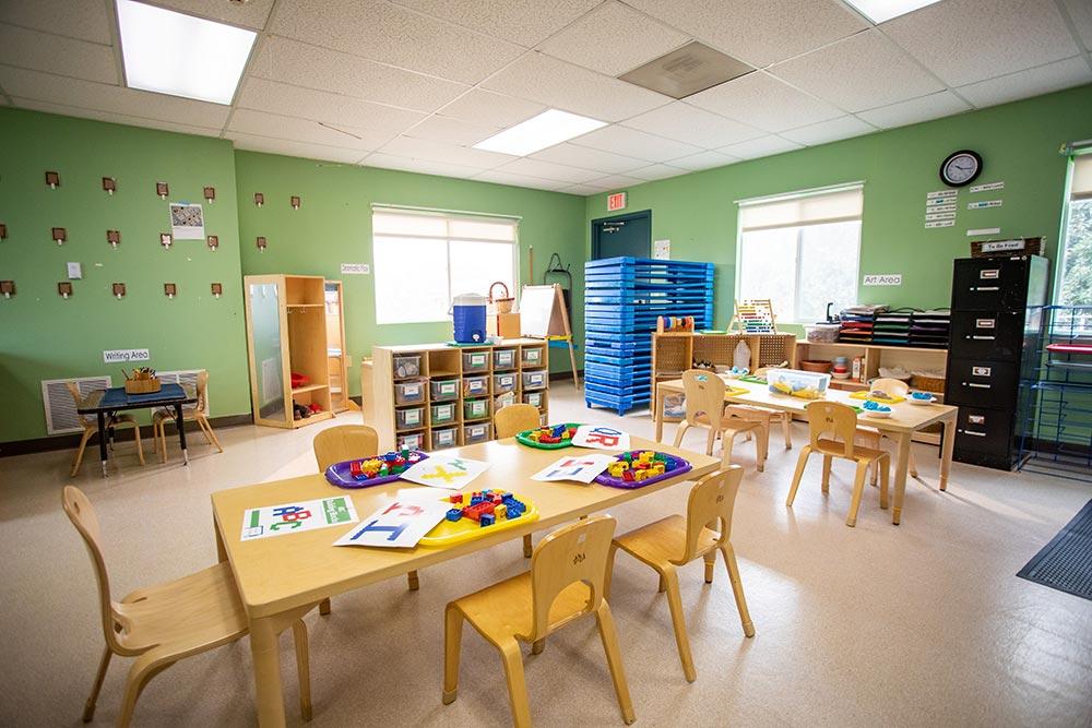 Oregon Child Development Coalition Concordia Salem classroom