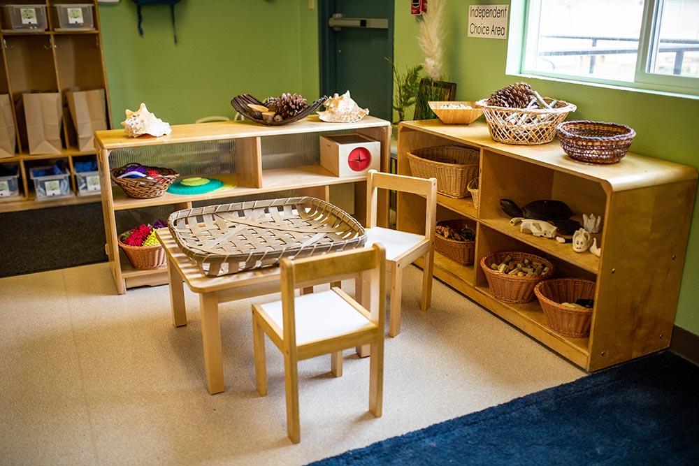 Oregon Child Development Coalition Concordia Salem discovery play area