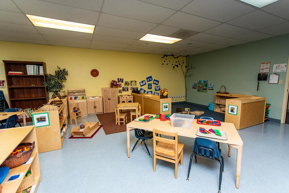 Oregon Child Development Coalition classroom
