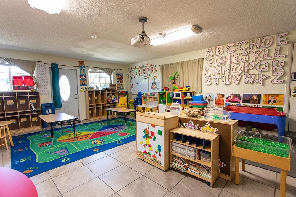 Preescolar Day Care Jalisco classroom