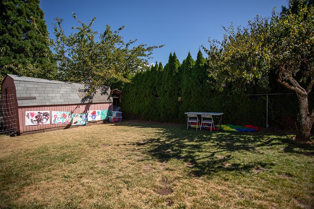 Preescolar Day Care Jalisco outdoor yard