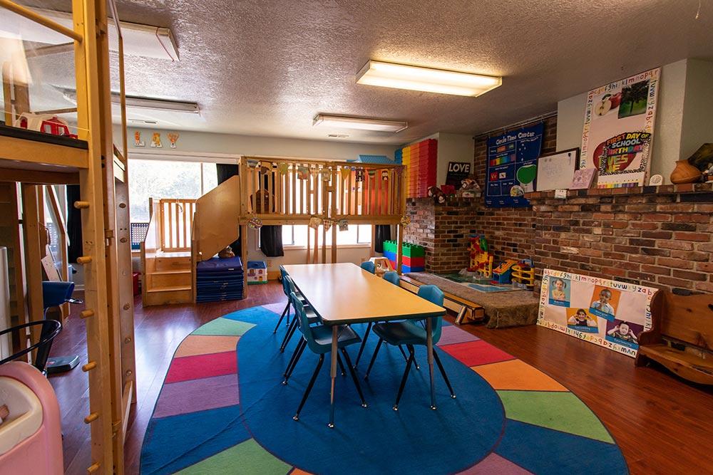 Precious Little Lambs Classroom