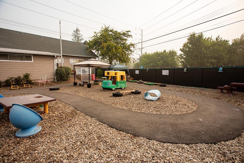 Priceless Treasures Preschool play track
