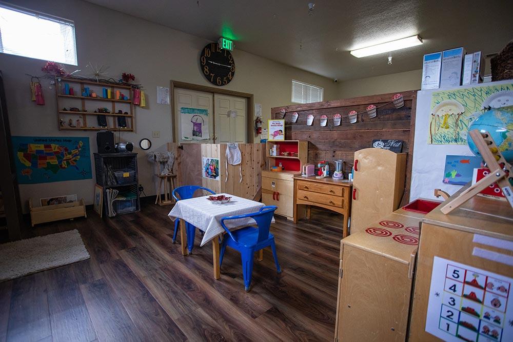 Priceless Treasures Preschool classroom