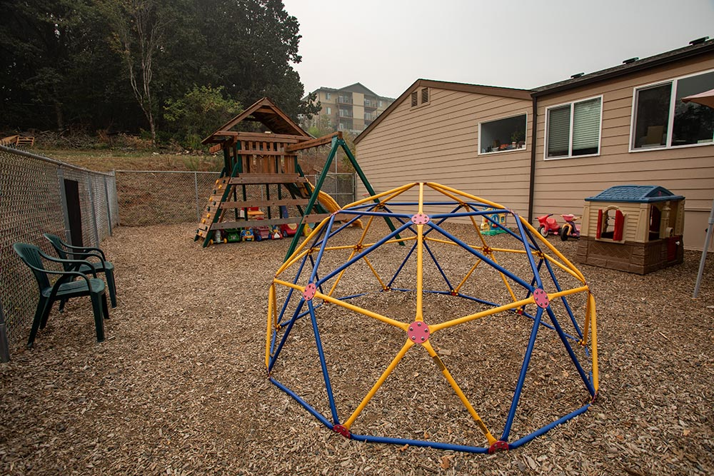 Salem Christian Academy playground