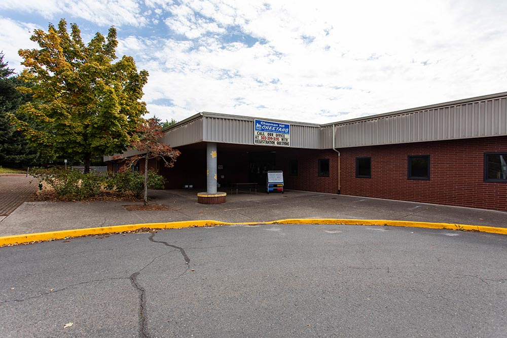 Salem-Keizer School Chapman Hill building