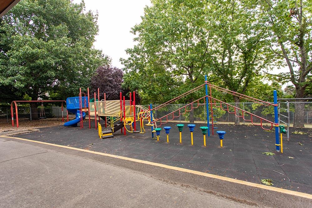 Salem-Keizer School Chapman Hill playground