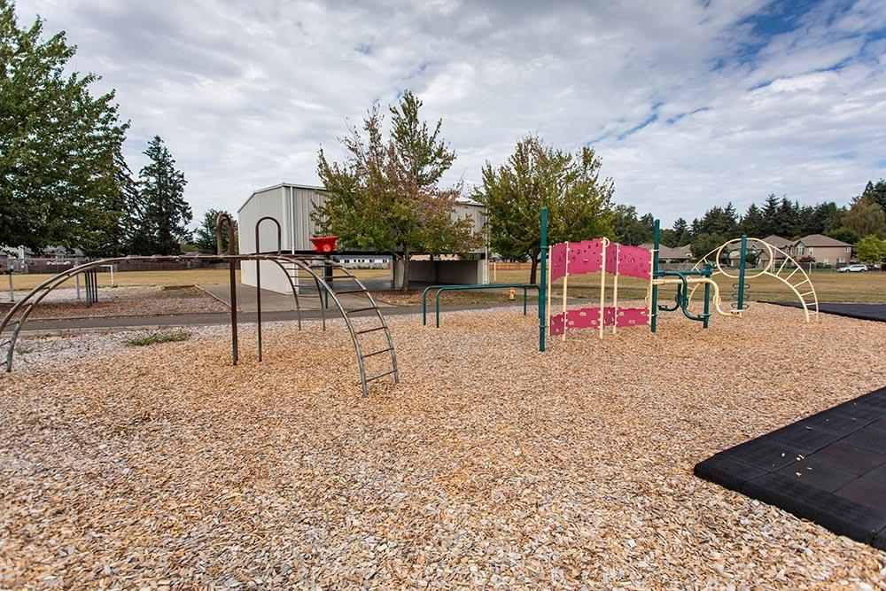 Salem-Keizer School Clear Lake playground