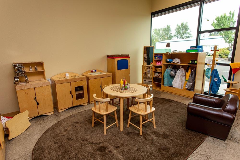 Salem-Keizer School Seymour Center play area